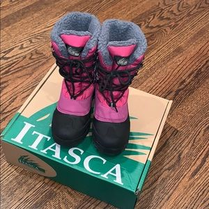 Itasca Big Girl's Boots